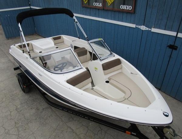2015 Bayliner boat for sale, model of the boat is 175 Bowrider & Image # 6 of 24