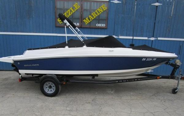 2015 Bayliner boat for sale, model of the boat is 175 Bowrider & Image # 20 of 24