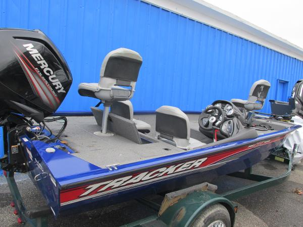 2018 Tracker Boats boat for sale, model of the boat is Pro Team 175 TF & Image # 1 of 9