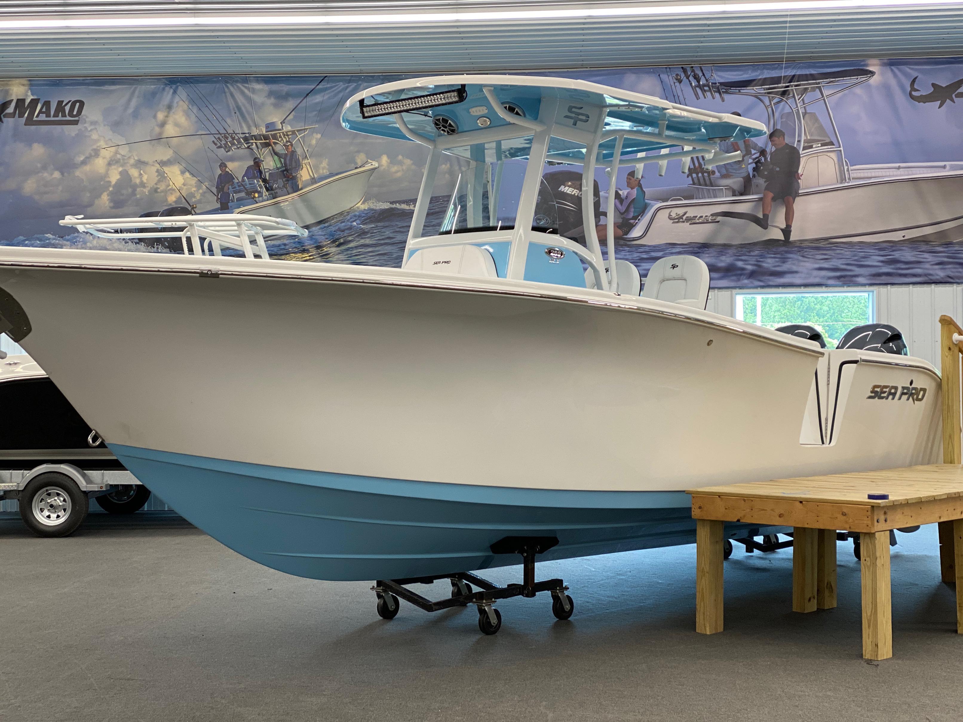 2021 SEA PRO 259 DEEP V CC for sale