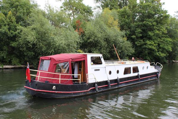 Barge Kagenaar 15.5m