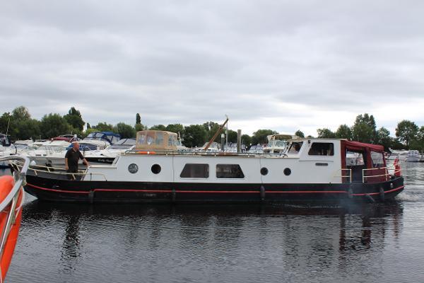 1934 Barge Kagenaar 15.5m