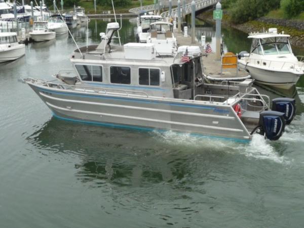 2007 ARMSTRONG 34 Catamaran