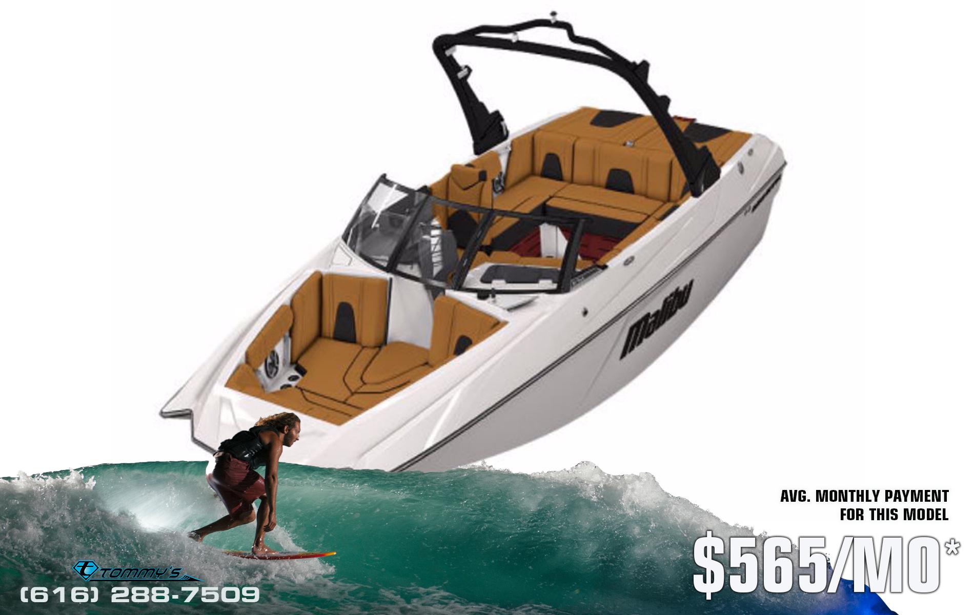 2021 Malibu 21 MLX