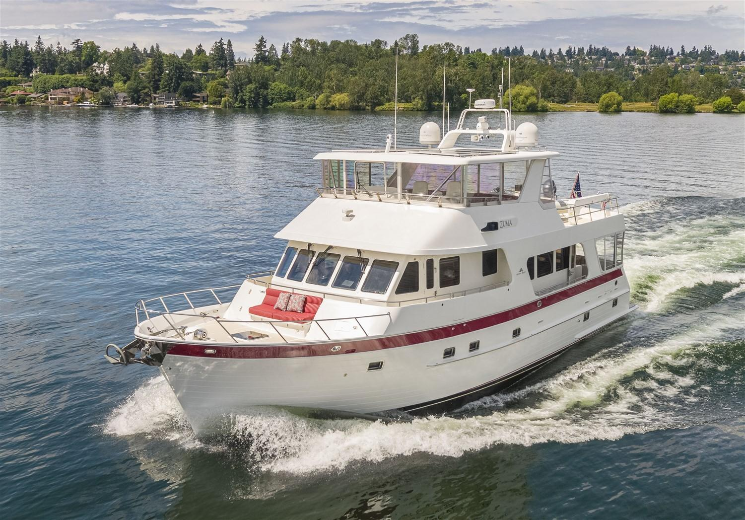 2009 Outer Reef Yachts 650 MY