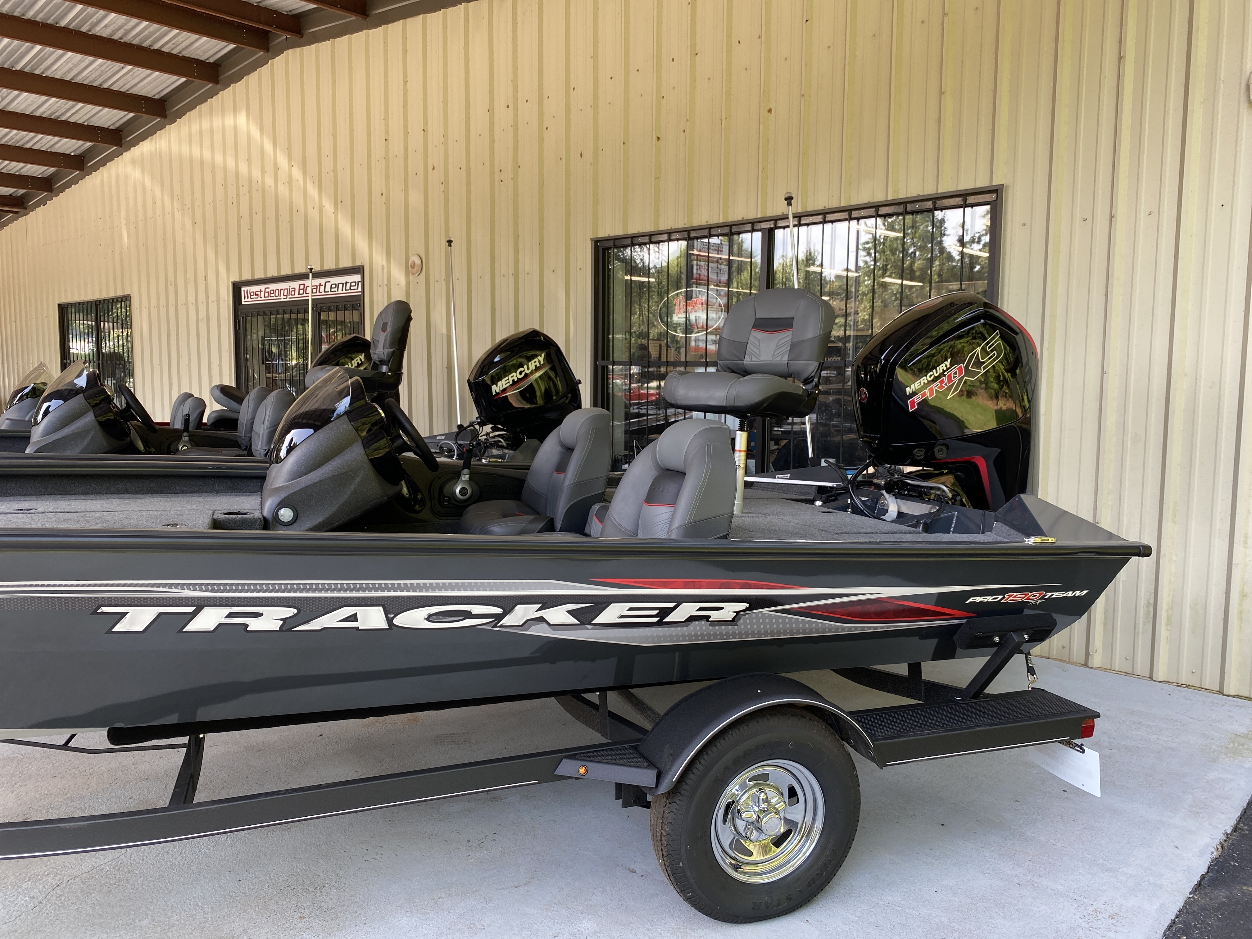 2021 Tracker Boats boat for sale, model of the boat is Pro Team 190 w/ 115 ELPT PXS4 STD & Image # 6 of 12