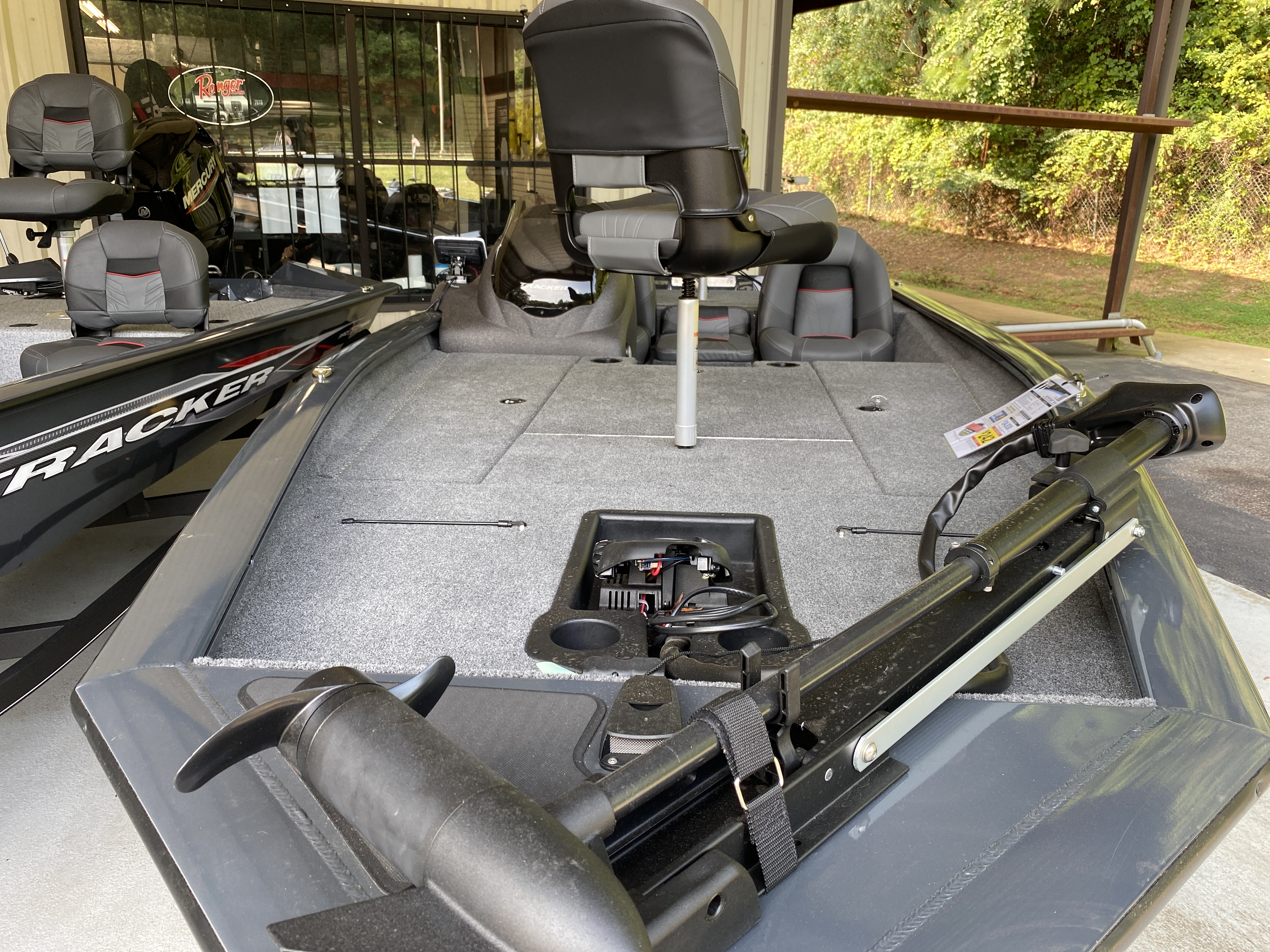 2021 Tracker Boats boat for sale, model of the boat is Pro Team 190 w/ 115 ELPT PXS4 STD & Image # 10 of 12