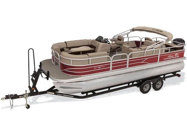 2018 Sun Tracker boat for sale, model of the boat is SportFish 22 DLX & Image # 3 of 8