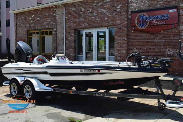 2016 Bass Cat Boats boat for sale, model of the boat is Cougar FTD & Image # 3 of 5