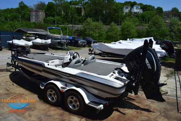 2016 Bass Cat Boats boat for sale, model of the boat is Cougar FTD & Image # 5 of 5