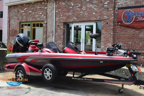 2019 Ranger Boats boat for sale, model of the boat is Z518 & Image # 1 of 23