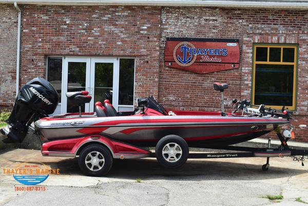 2019 Ranger Boats boat for sale, model of the boat is Z518 & Image # 2 of 23
