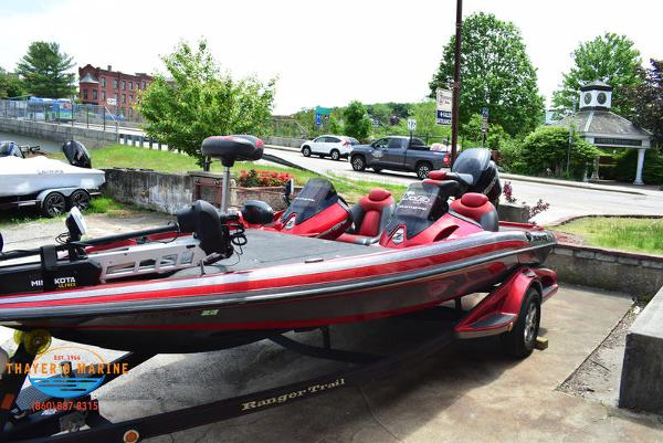2019 Ranger Boats boat for sale, model of the boat is Z518 & Image # 4 of 23