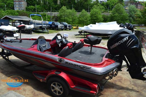 2019 Ranger Boats boat for sale, model of the boat is Z518 & Image # 7 of 23
