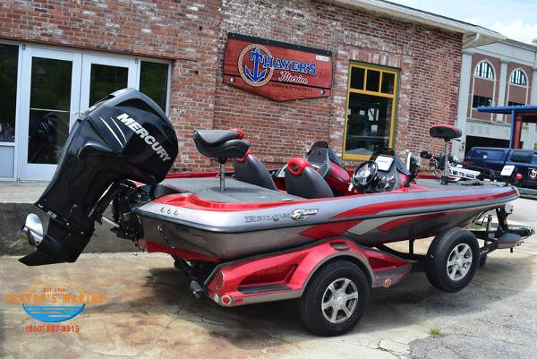 2019 Ranger Boats boat for sale, model of the boat is Z518 & Image # 12 of 23