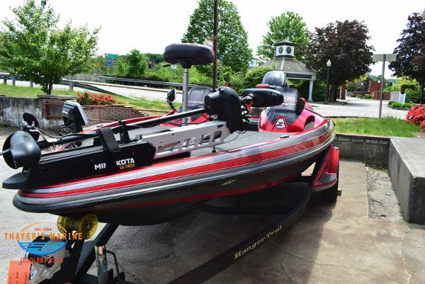 2019 Ranger Boats boat for sale, model of the boat is Z518 & Image # 14 of 23