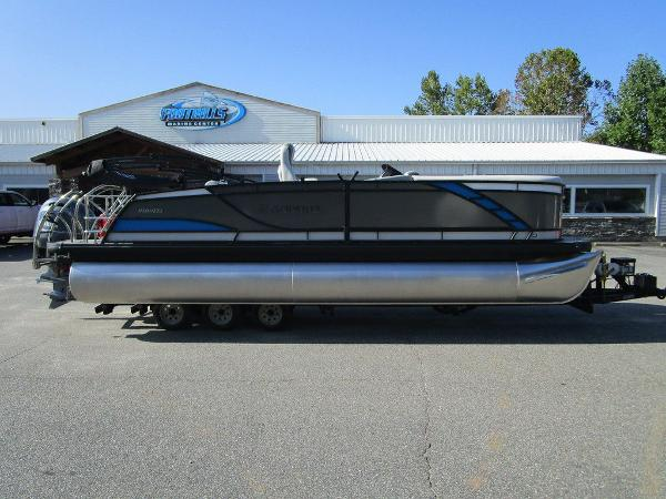 2021 Godfrey Pontoon boat for sale, model of the boat is Monaco 235 SFL GTP 27 in. & Image # 1 of 32