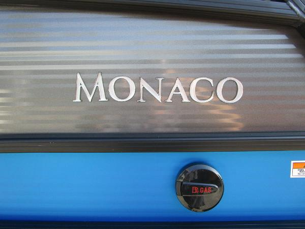 2021 Godfrey Pontoon boat for sale, model of the boat is Monaco 235 SFL GTP 27 in. & Image # 7 of 32