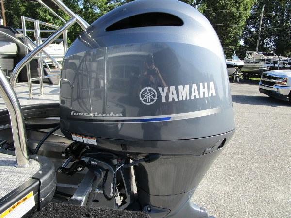 2021 Godfrey Pontoon boat for sale, model of the boat is Monaco 235 SFL GTP 27 in. & Image # 13 of 32