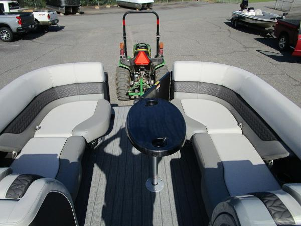 2021 Godfrey Pontoon boat for sale, model of the boat is Monaco 235 SFL GTP 27 in. & Image # 14 of 32