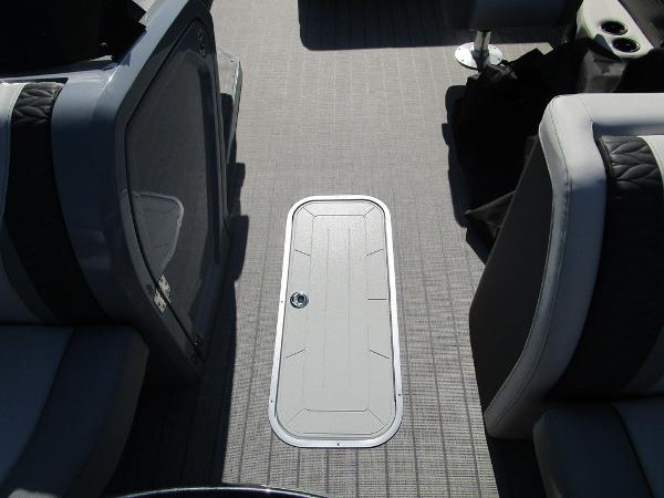 2021 Godfrey Pontoon boat for sale, model of the boat is Monaco 235 SFL GTP 27 in. & Image # 19 of 32
