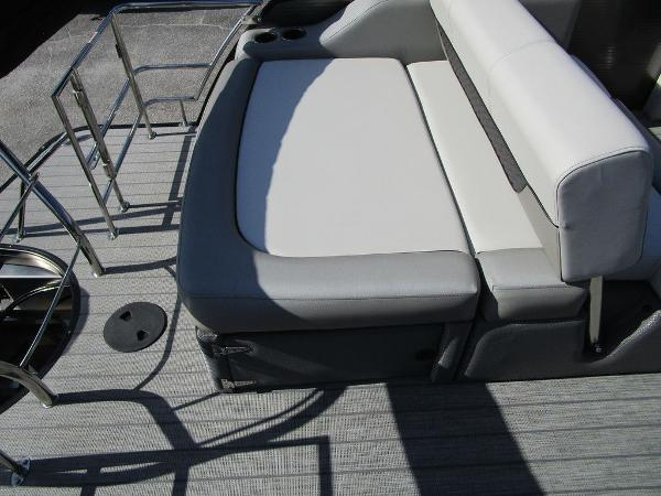 2021 Godfrey Pontoon boat for sale, model of the boat is Monaco 235 SFL GTP 27 in. & Image # 31 of 32