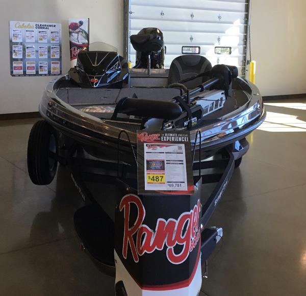 2020 Ranger Boats boat for sale, model of the boat is Z519L & Image # 2 of 26