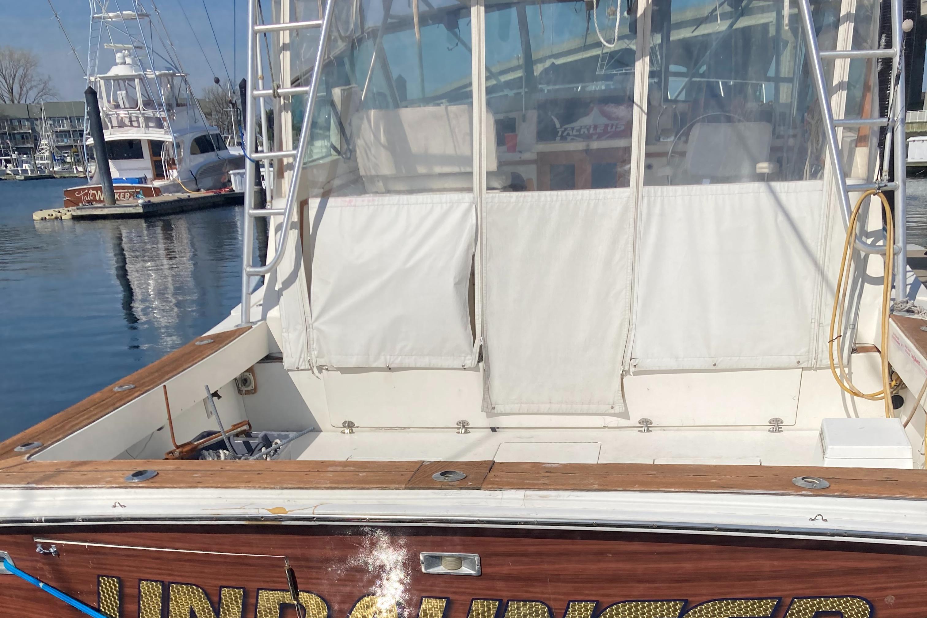 NJ 6061 DM Knot 10 Yacht Sales