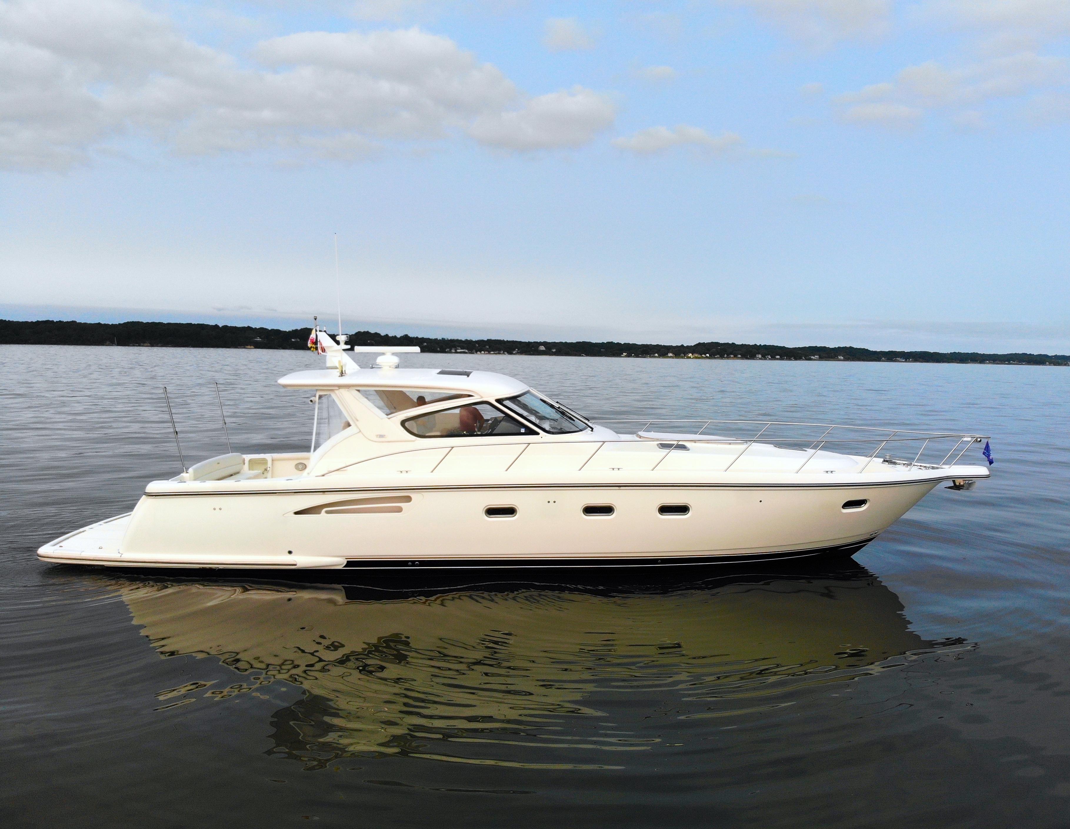 52' Tiara Yachts 2001