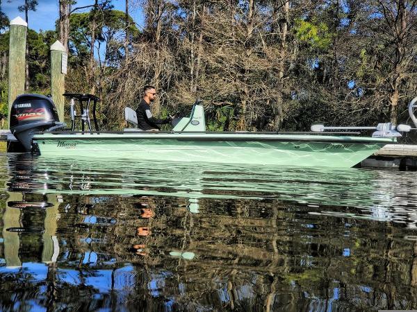 2019 Maverick Boat Co. 18 HPX-V