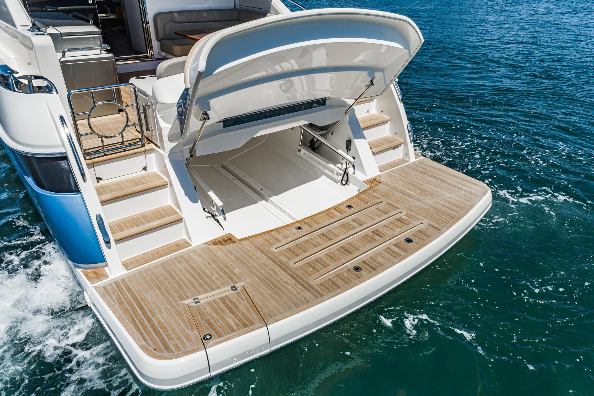 2021 Riviera 5400 Sport Yacht #R110 inventory image at Sun Country Coastal in Newport Beach