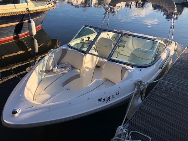 Maxum 1750SR Bowrider