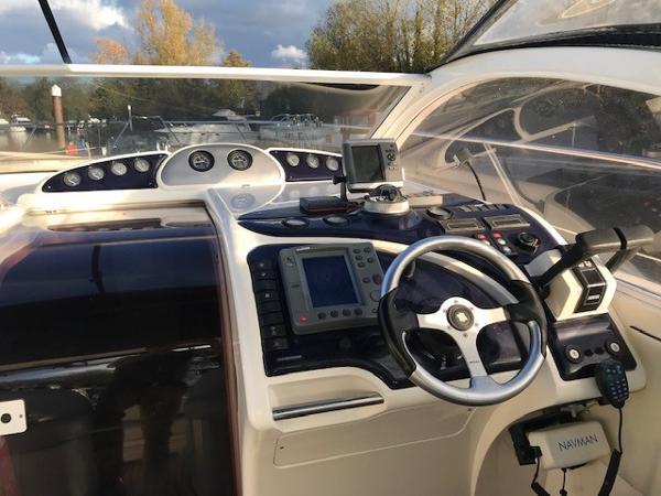 1997 Fairline Targa 37
