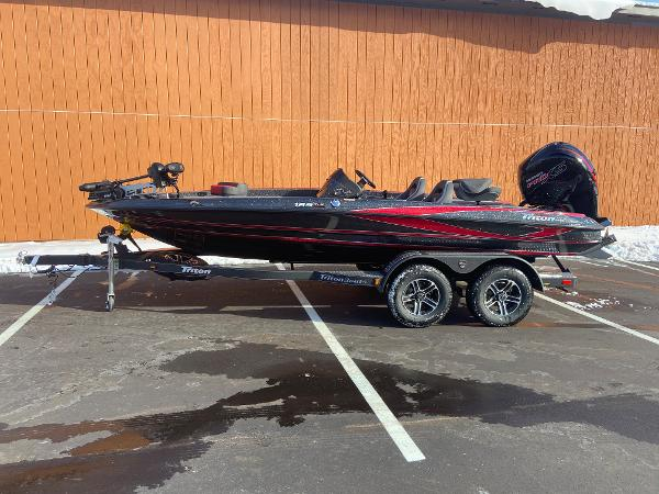 2021 Triton boat for sale, model of the boat is 189 TRX & Image # 1 of 31