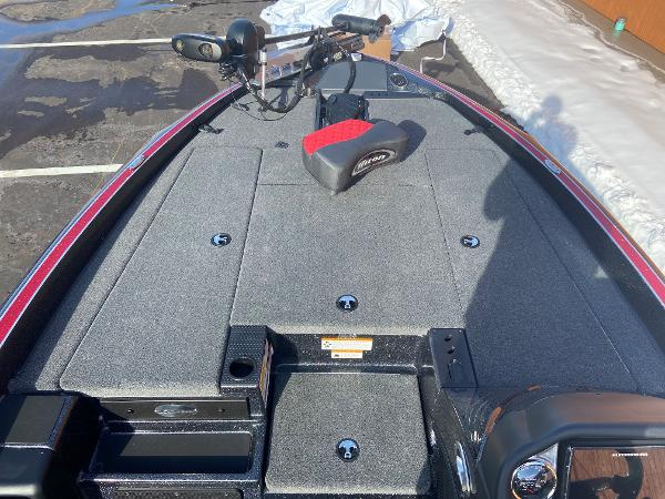 2021 Triton boat for sale, model of the boat is 189 TRX & Image # 7 of 31