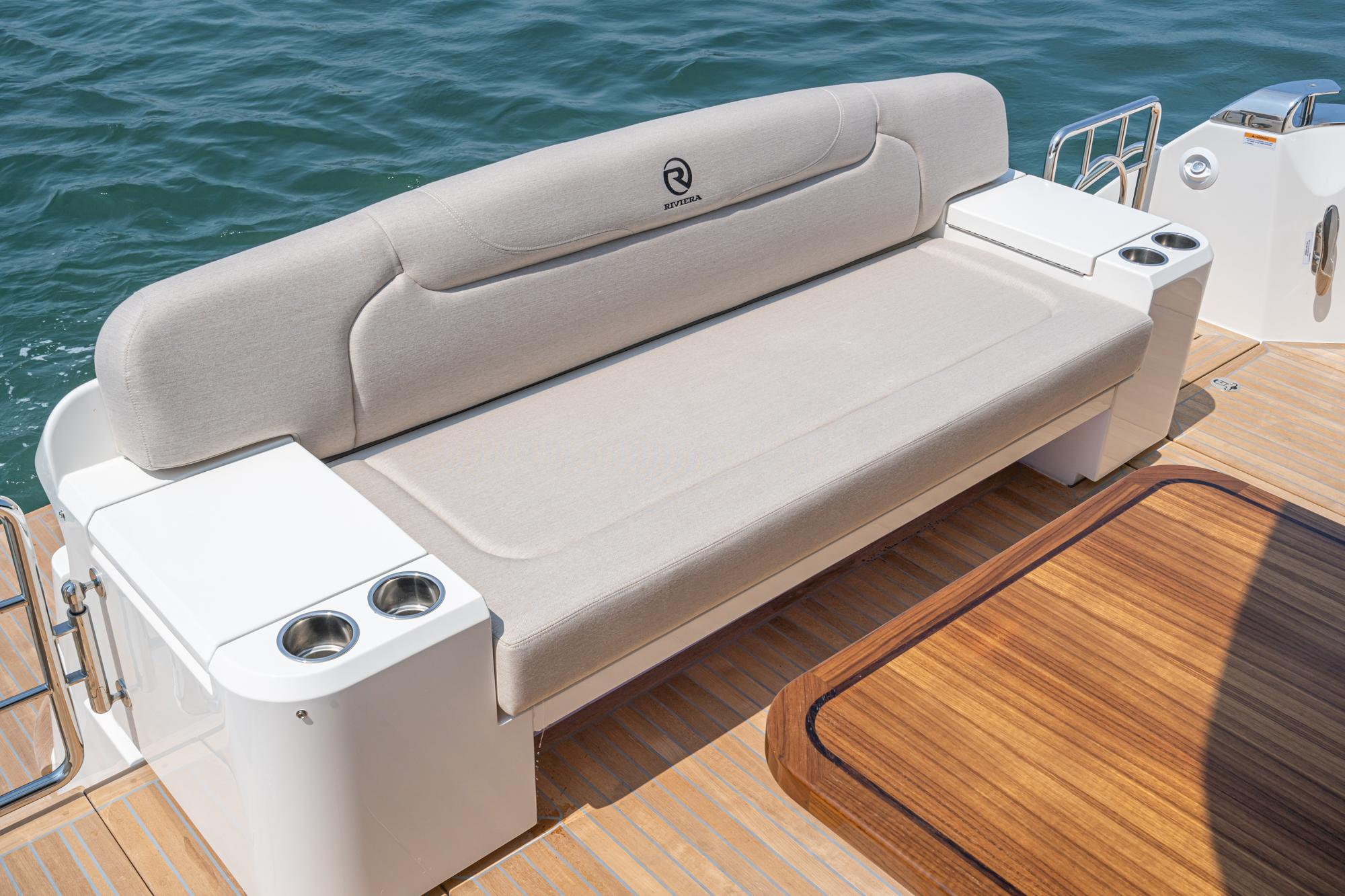 2022 Riviera 5400 Sport Yacht #R112 inventory image at Sun Country Coastal in Newport Beach