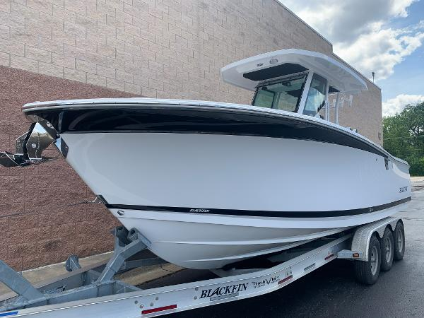 2021 Blackfin boat for sale, model of the boat is 272CC & Image # 7 of 56