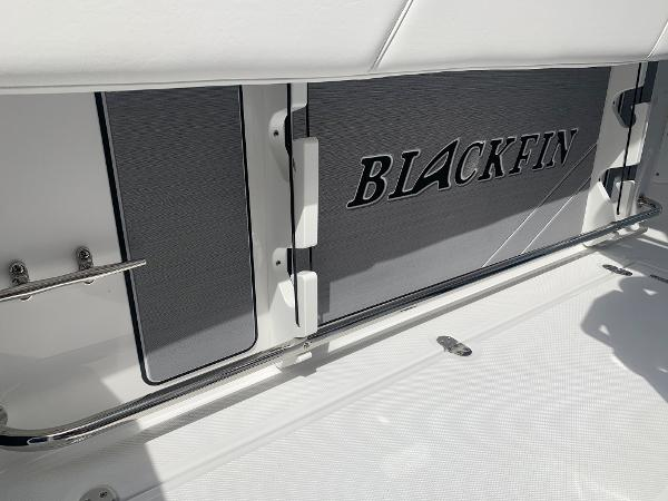 2021 Blackfin boat for sale, model of the boat is 272CC & Image # 21 of 56