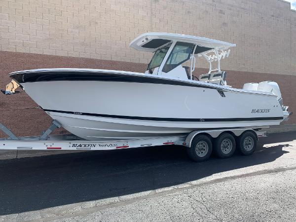 2021 Blackfin boat for sale, model of the boat is 272CC & Image # 56 of 56