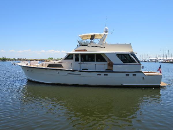 1980 HATTERAS Yacht Fisherman thumbnail
