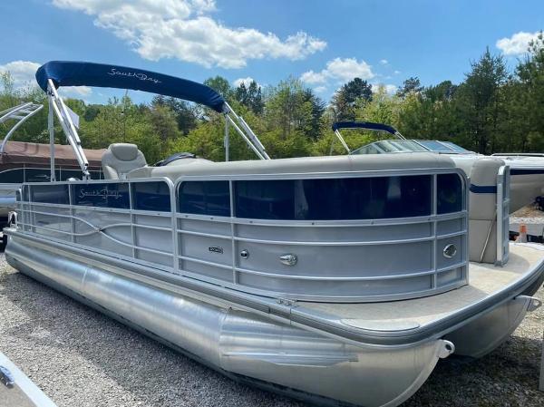2018 South Bay 200 fish and cruise thumbnail