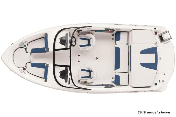 2020 Tahoe boat for sale, model of the boat is 500 TS & Image # 2 of 3