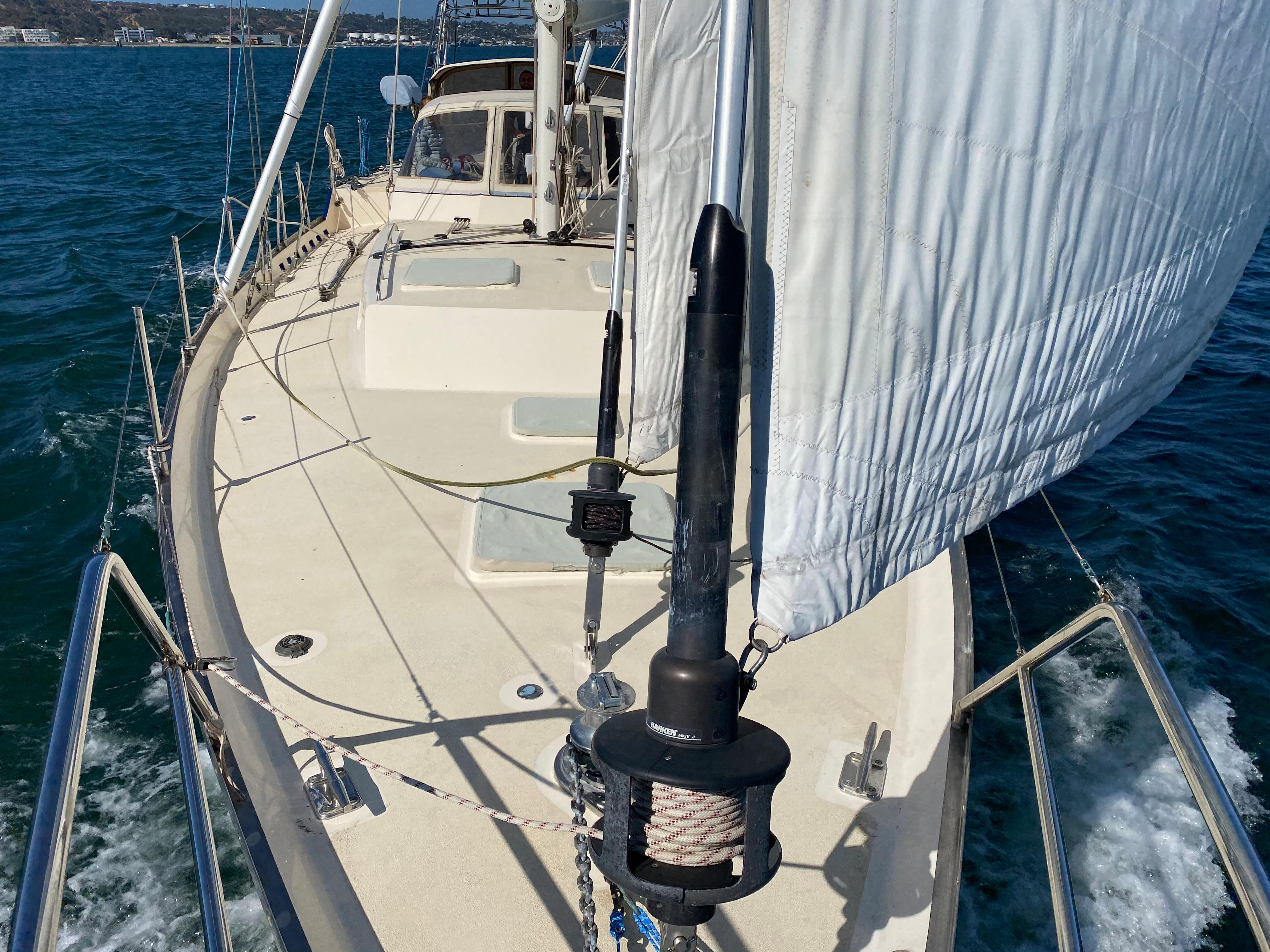 Picture Of:  54' Custom Steel Cutter 2006Yacht For Sale | 73