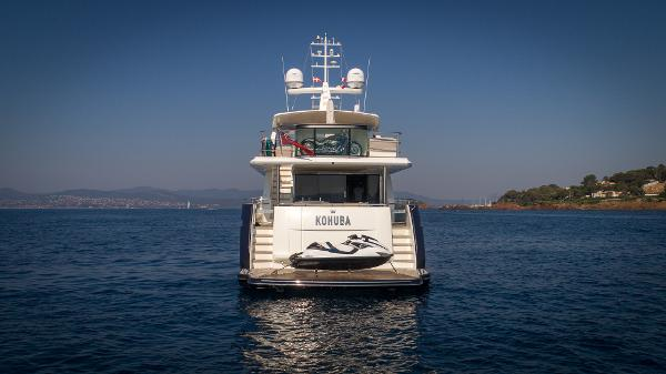 Princess Motor Yacht Sales - Used Princess 30M