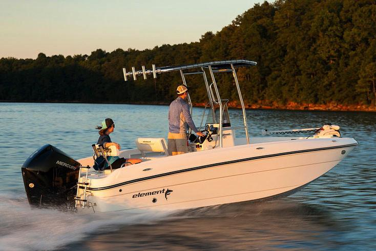 2021 Bayliner Element F21