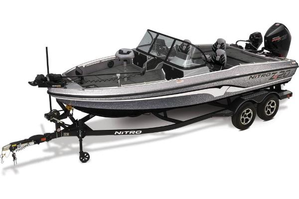 2020 Nitro boat for sale, model of the boat is ZV20 Pro & Image # 1 of 17