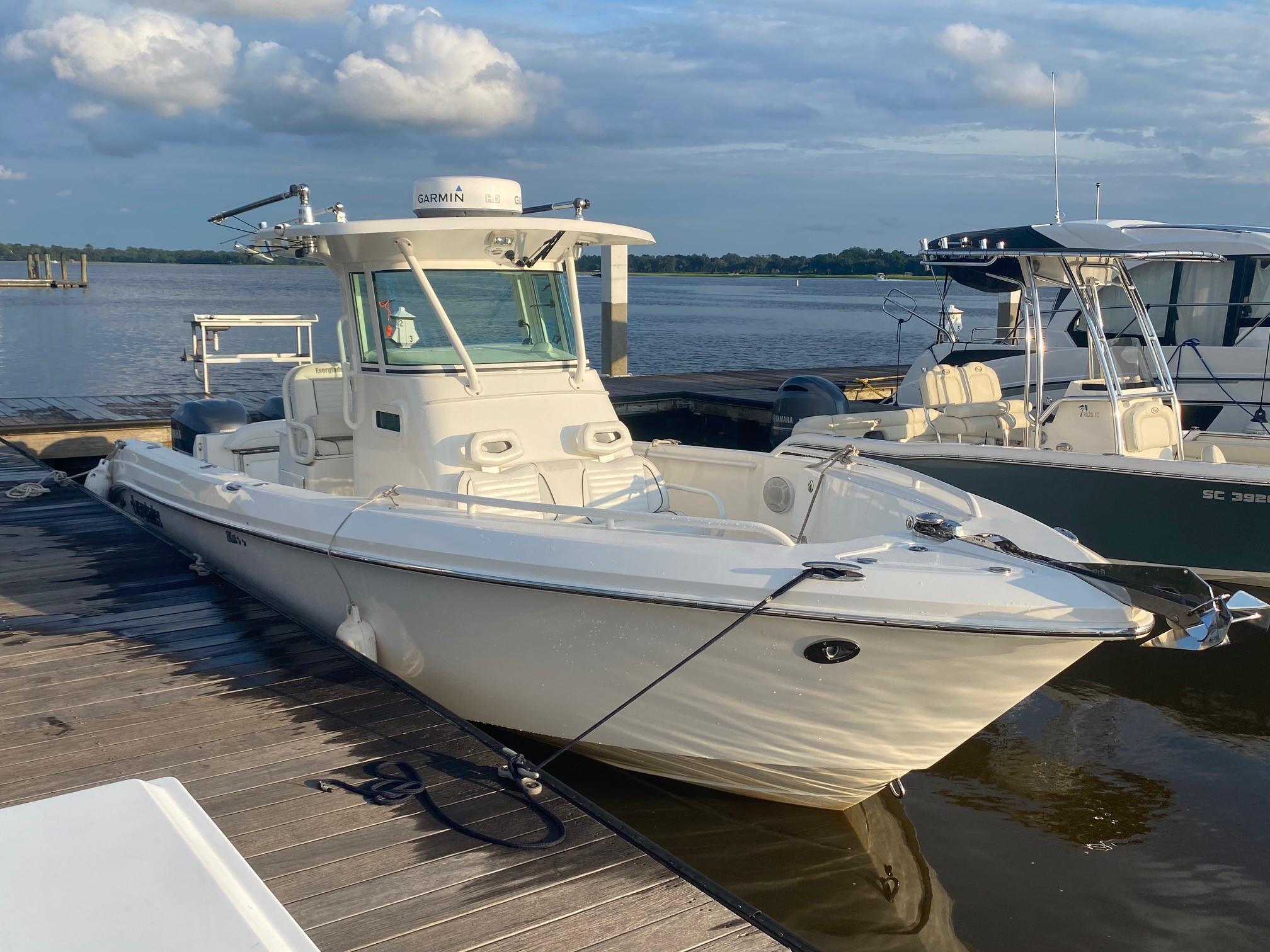 2009 Everglades 270CC
