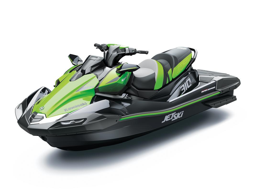 Kawasaki Ultra 310LX-S