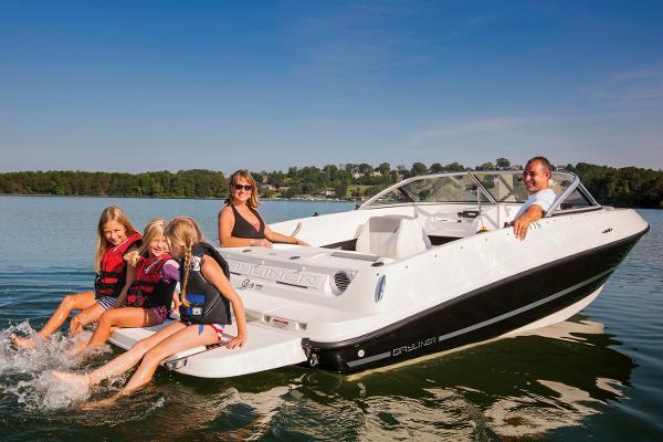 2015 Bayliner boat for sale, model of the boat is 175 Bowrider & Image # 24 of 24