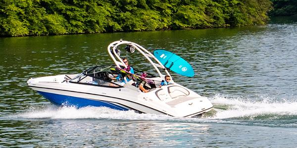 2021 Yamaha boat for sale, model of the boat is AR 195 & Image # 8 of 8